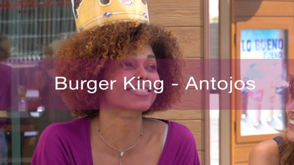 Burger King . Antojos